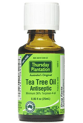 Масло чайного дерева давно известно своими антисептическими свойствами
