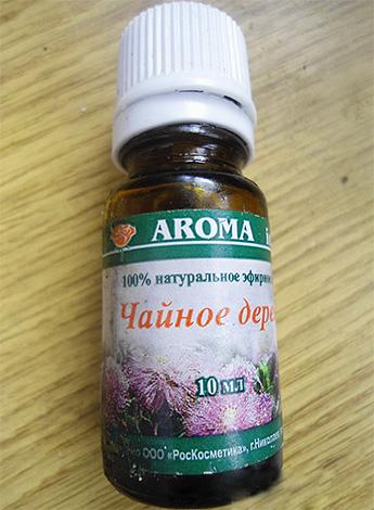 Прямого отравляющего действия на вшей масло чайного дерева не оказывает
