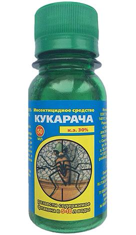 Инсектицидное средство Кукарача