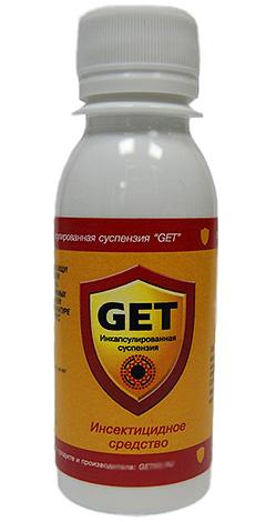 Для борьбы с шершнями подходят высокоэффективные инсектициды, например средство от насекомых Get
