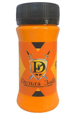 В приманку можно добавить мощное инсектицидное средство без запаха, например, Дельта Зона