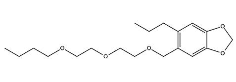 Пиперонилбутоксид - обеспечивает синергетический эффект при сочетании с пиретроидами.