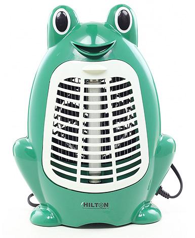 Также компания Hilton выпускает приборы в виде лягушки