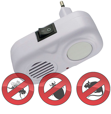 Поговорим об ультразвуковых отпугивателях, применяемых против насекомых и грызунов: действительно ли эти приборы эффективны и как о них отзываются те, кто уже успел испытать их в работе...