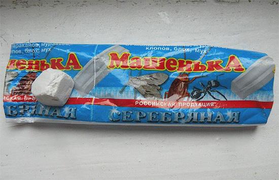 Инсектицидный мелок, конечно, иногда помогает избавиться от некоторых насекомых, однако это средство далеко не всегда оказывается эффективным и достаточным.