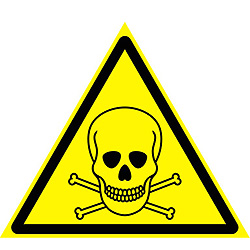 Мощные инсектициды, используемые профессионалами, могут оказаться смертельно опасными в руках любителя.