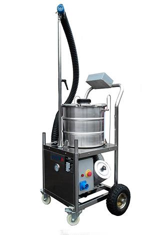 Генератор холодного тумана U60-pro (хорошо подходит для обработки производственных помещений).