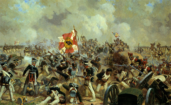 Возможно, наступление французских войск на Россию просто совпало по времени с массовой инвазией рыжих тараканов.