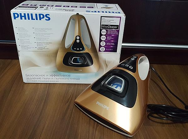 Пылесос для удаления пылевых клещей Philips FC6230/02 Mite Cleaner
