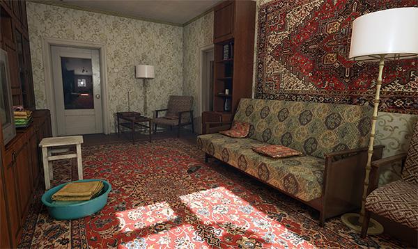 Диваны, постели и ковры - излюбленные места обитания клещей-дерматофагов.