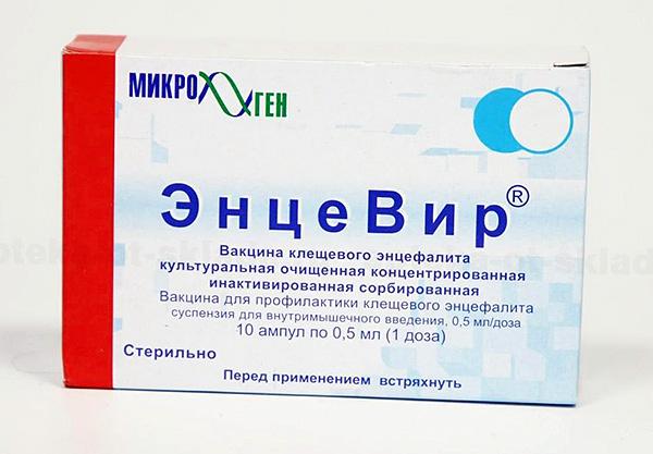 Вакцина Энцевир