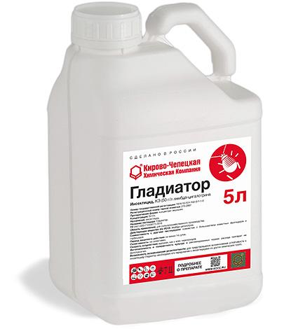 Инсектицид Гладиатор (5 л)
