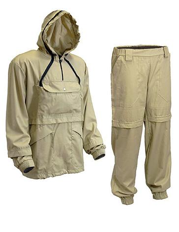 Противоэнцефалитный костюм является эффективным средством защиты от укусов клещей.