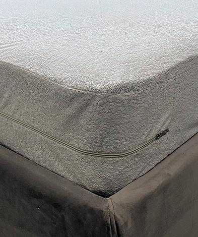 Через поры в ткани чехла ни один клоп не сможет проникнуть внутрь матраса